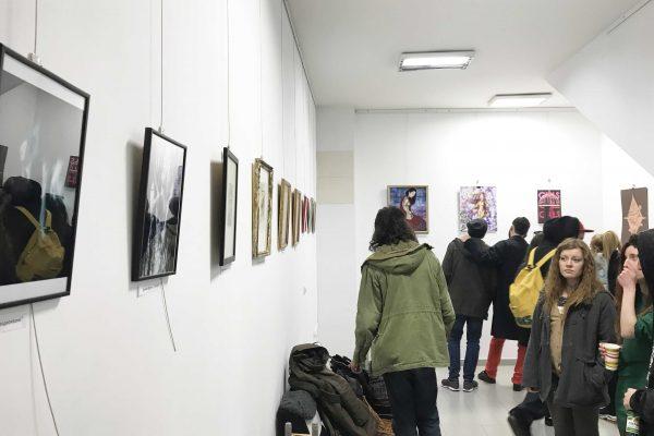 """Галерия Comma и """"Творецът в мен"""" представят трета изложба"""